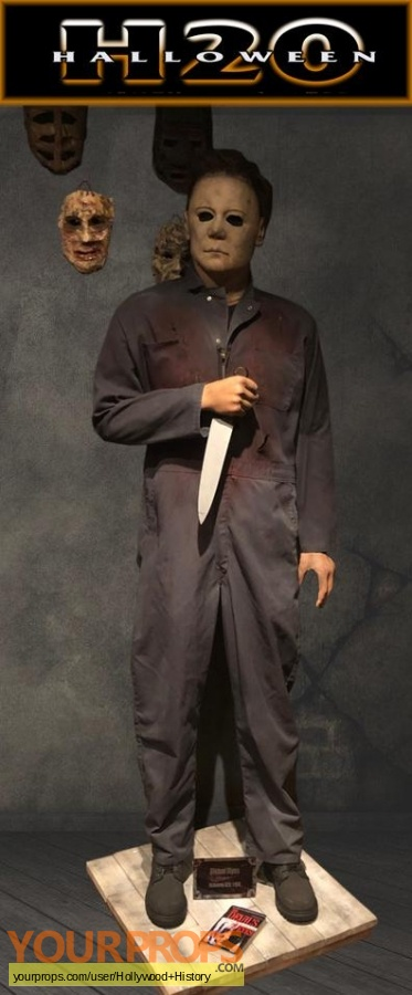 Halloween H20  20 Years Later original movie costume