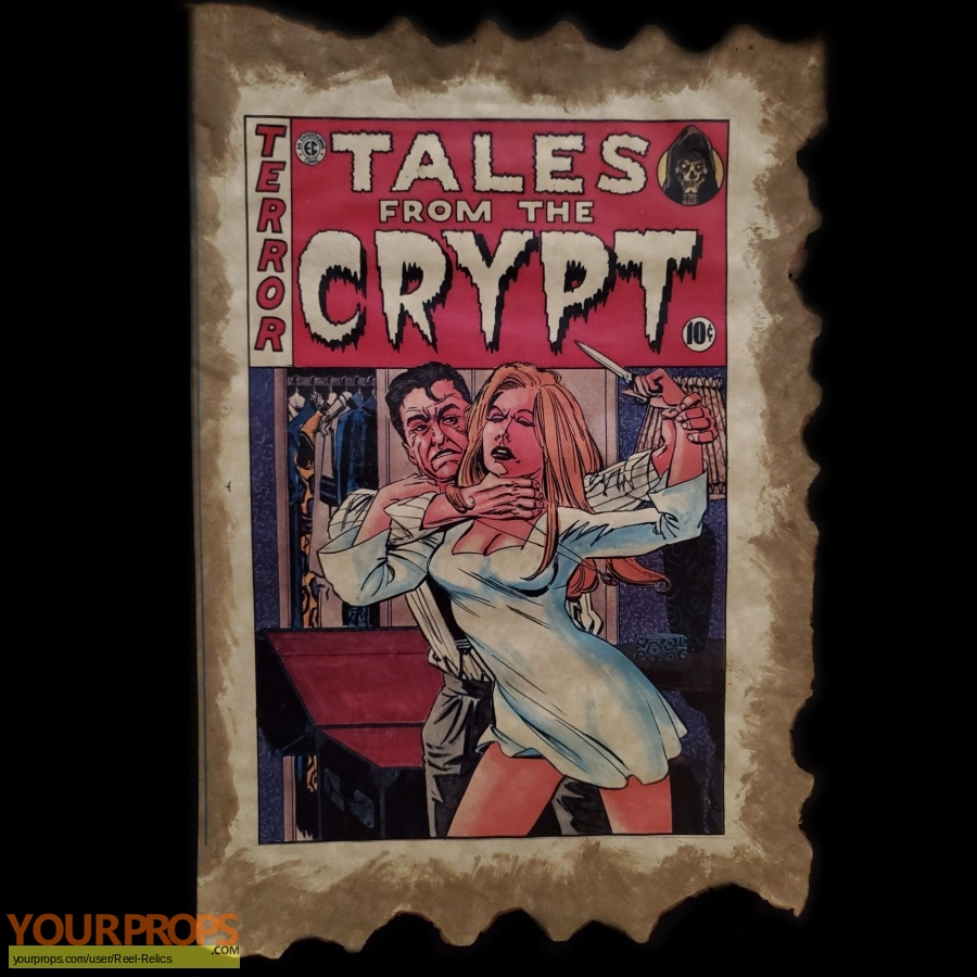 Tales from the Crypt original movie prop