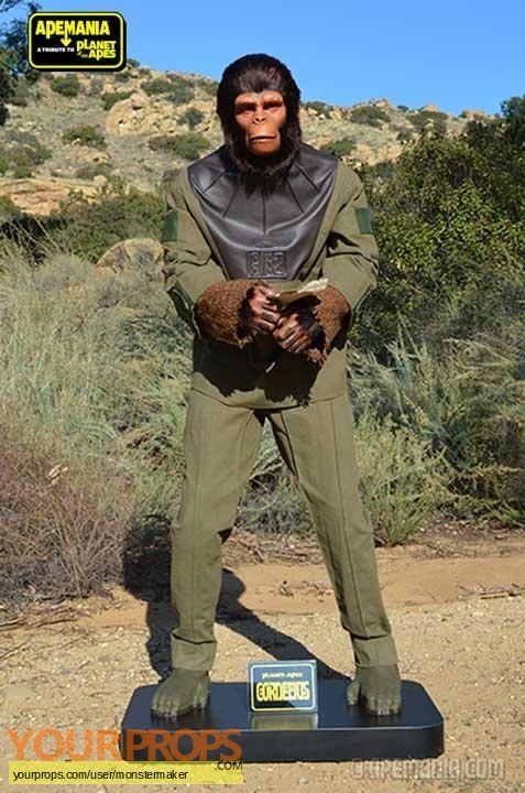 Planet of the Apes replica movie costume