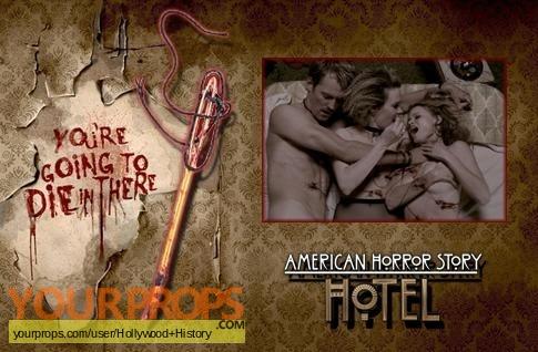 American Horror Story original movie prop