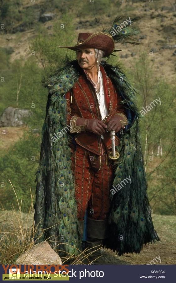 Highlander original movie prop weapon