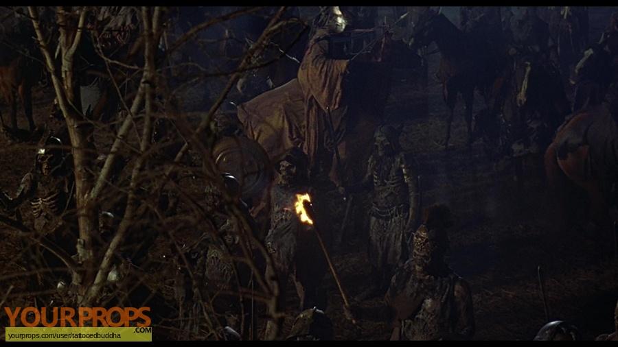 Army of Darkness original movie costume