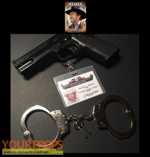 Walker Texas Ranger replica movie prop