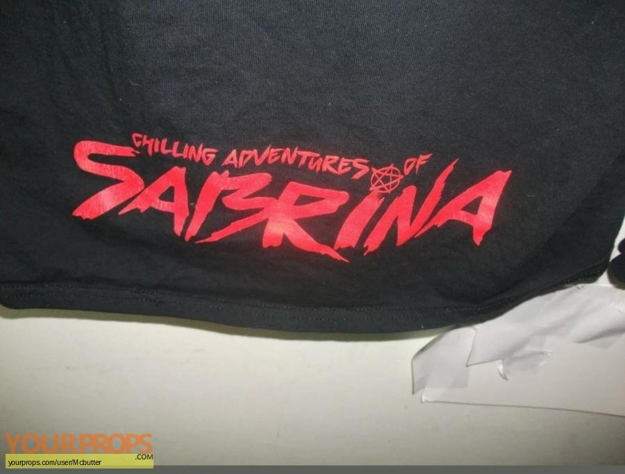 Chilling Adventures of Sabrina (2018-    ) original film-crew items