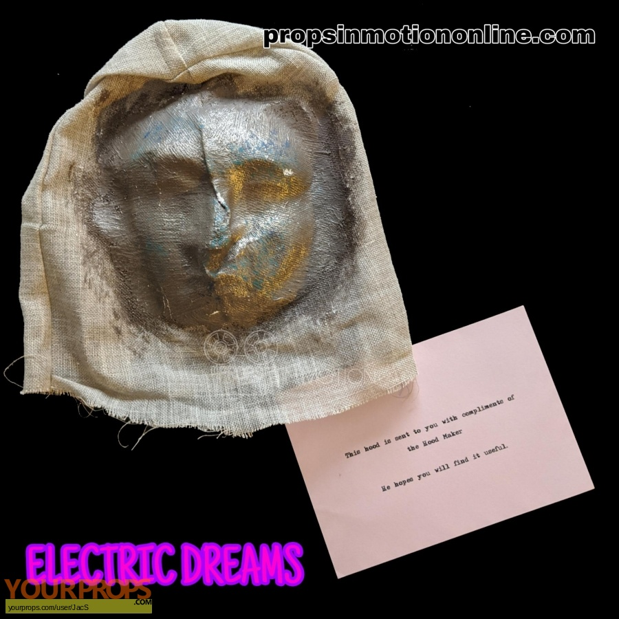 Electric Dreams original movie prop