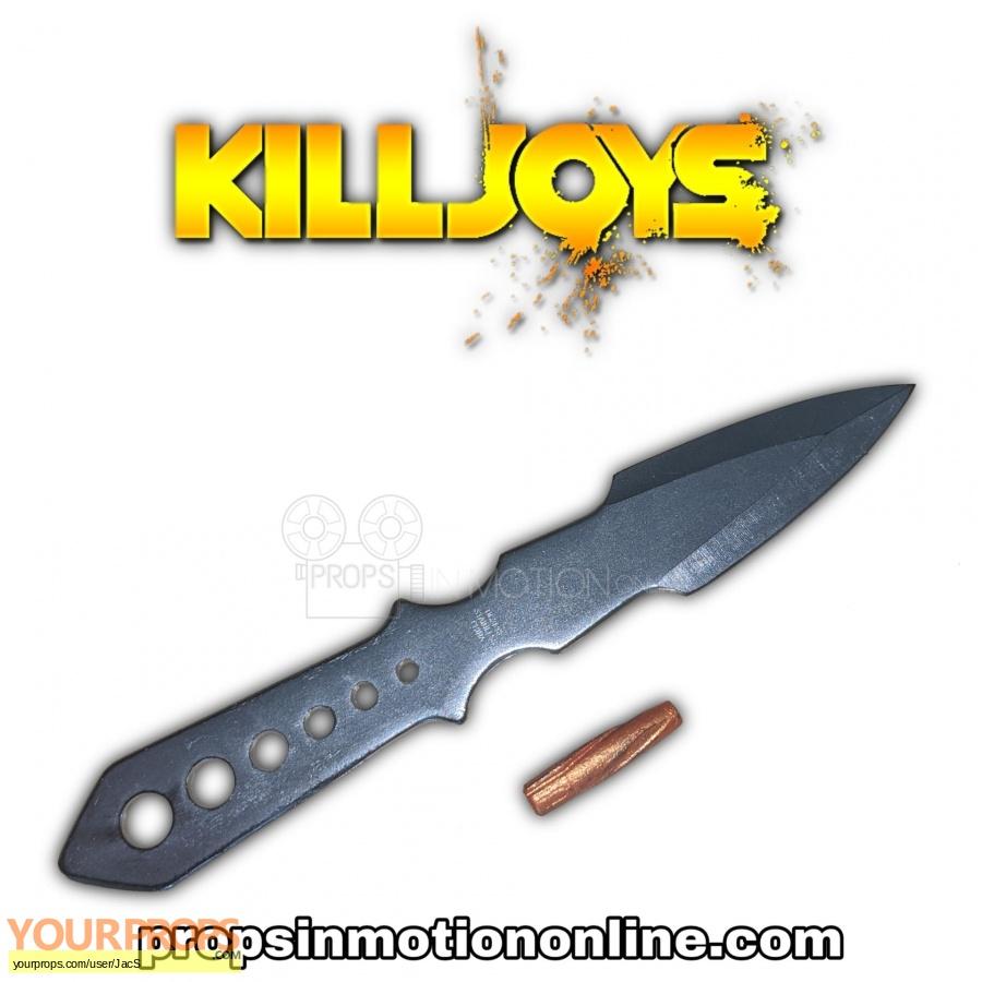 Killjoys original movie prop