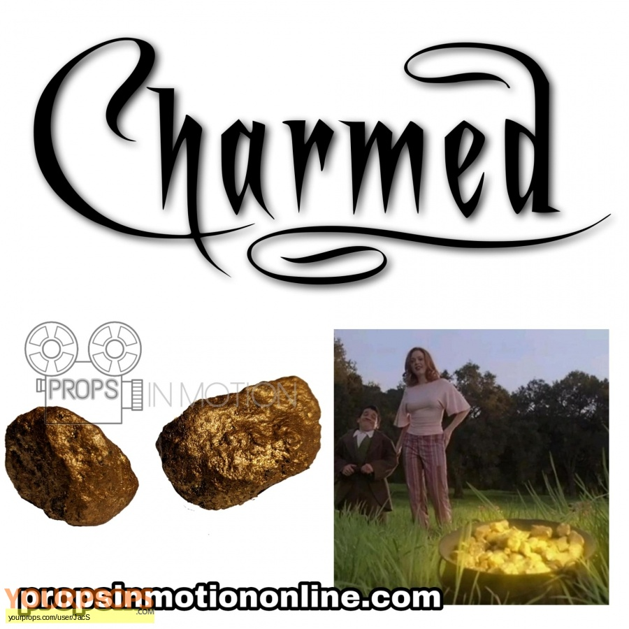 Charmed original movie prop