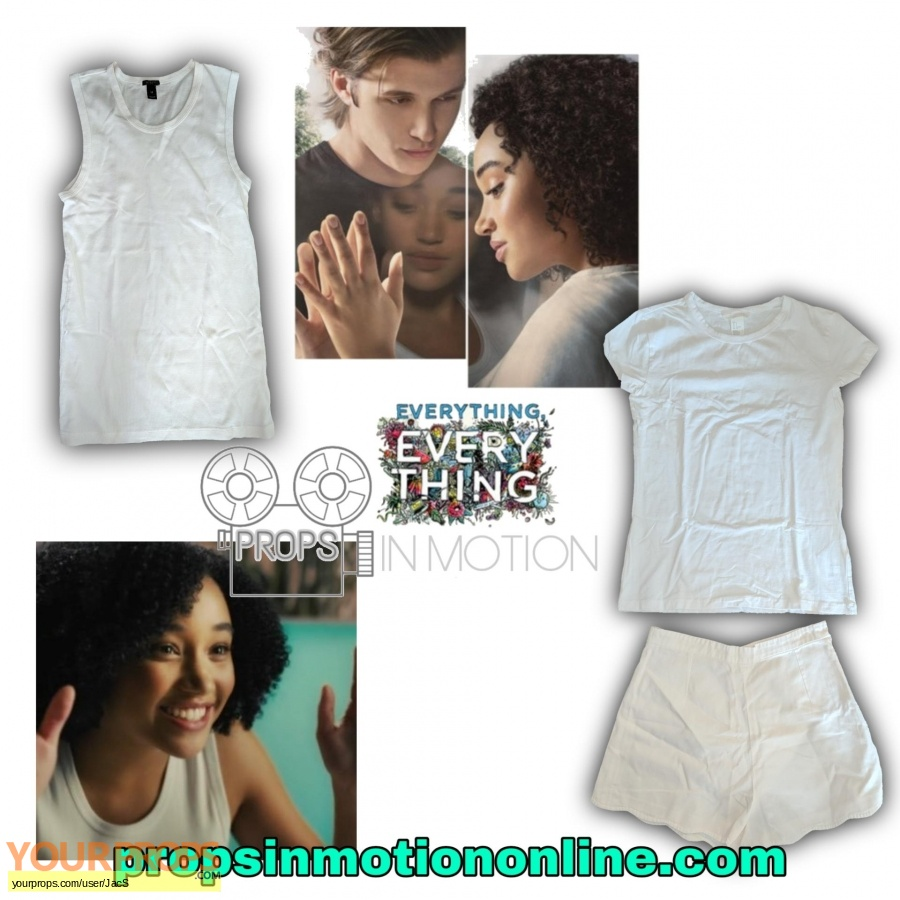 Everything Everything original movie costume