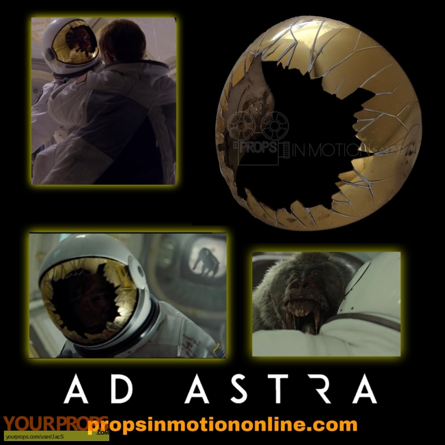 Ad Astra original movie prop