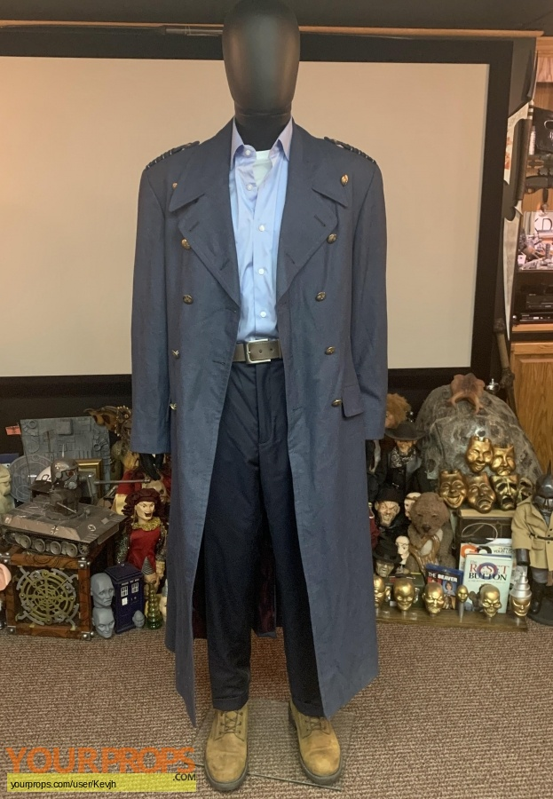 Torchwood original movie costume