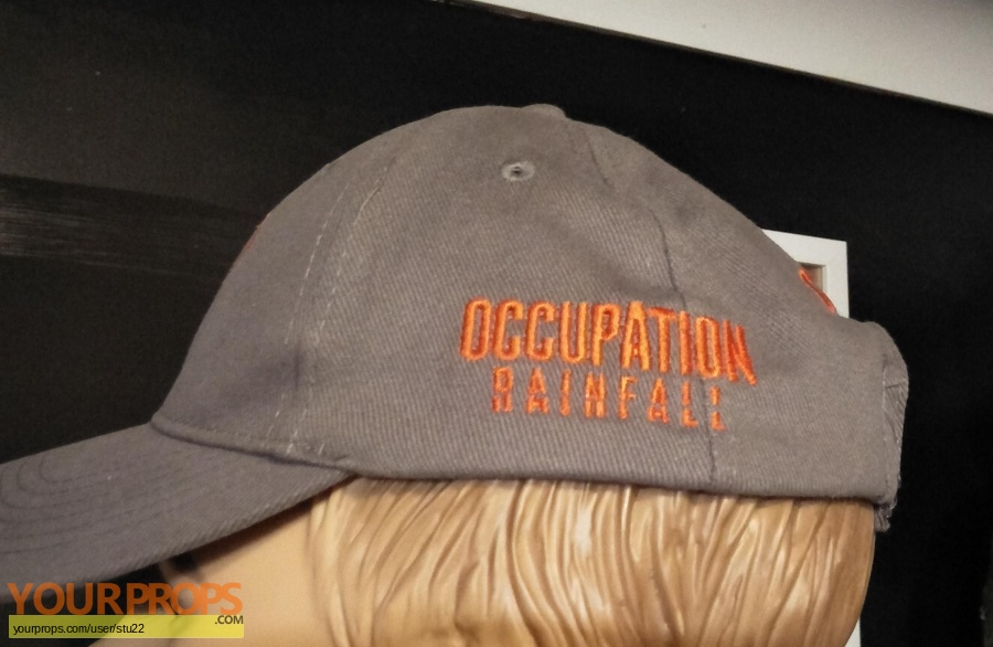 Occupation  Rainfall original film-crew items