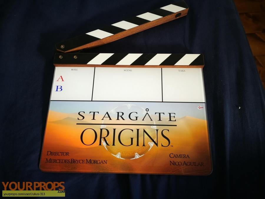 Stargate Origins original production material