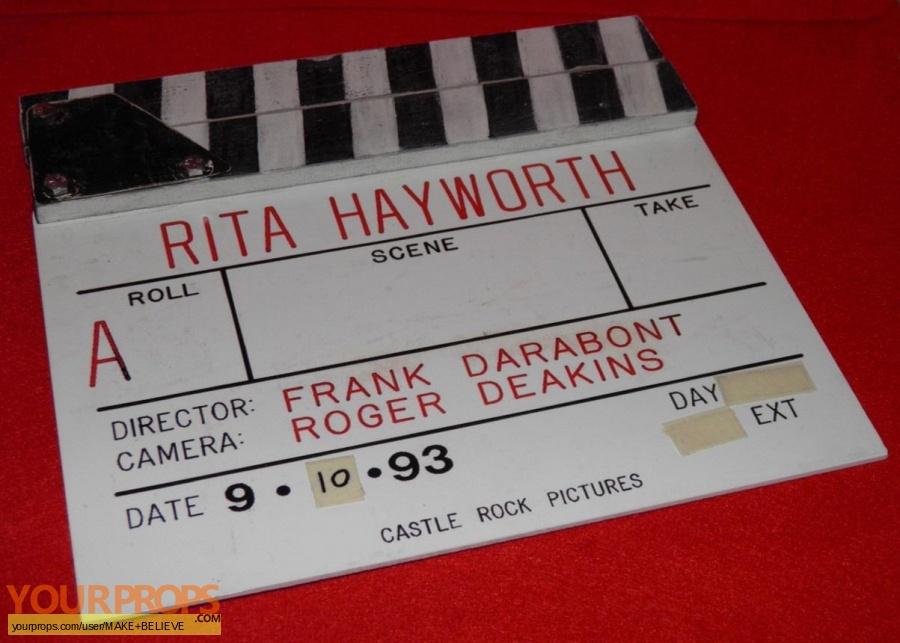 The Shawshank Redemption made from scratch movie prop