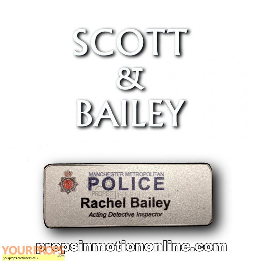 Scott   Bailey original movie prop