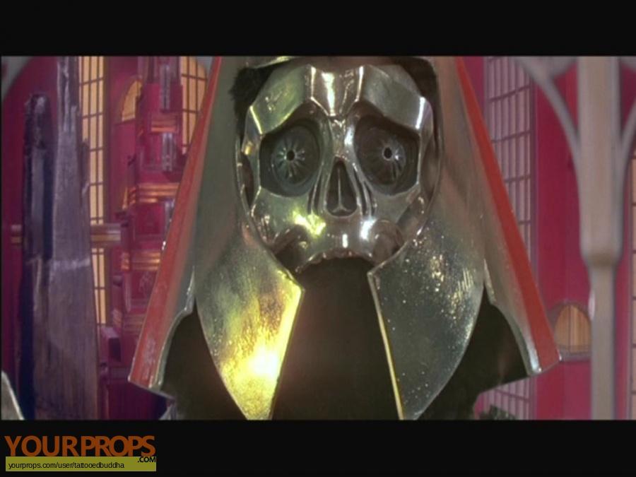 Flash Gordon original movie costume