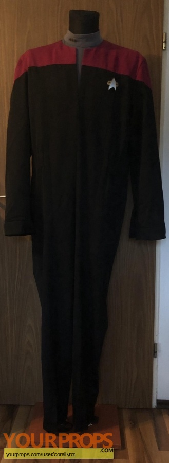 Star Trek Generation original movie costume