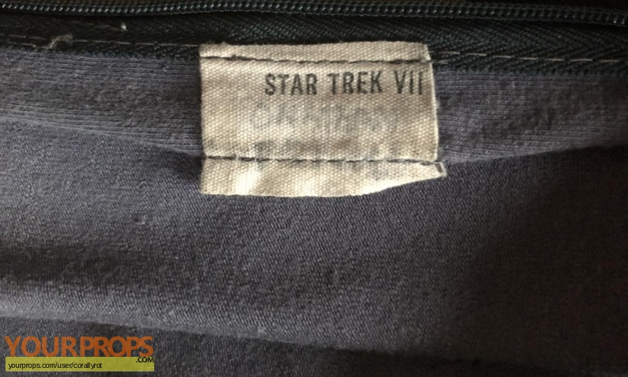 Star Trek Generation original movie costume