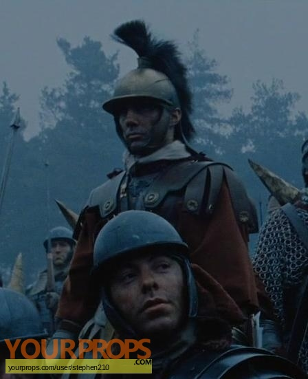 Gladiator original movie costume