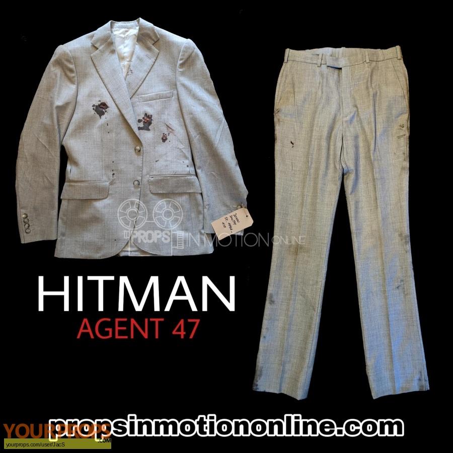 Hitman Agent 47 original movie costume