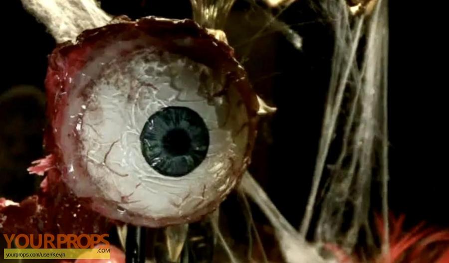 Killer Eye Halloween Haunt original movie prop