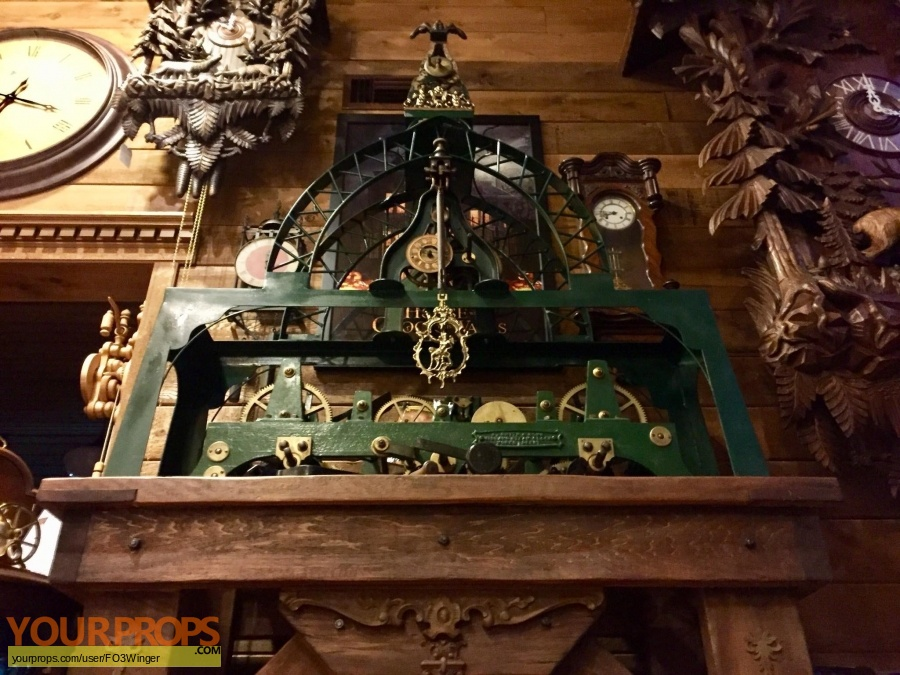 The House with a Clock in Its Walls original set dressing   pieces