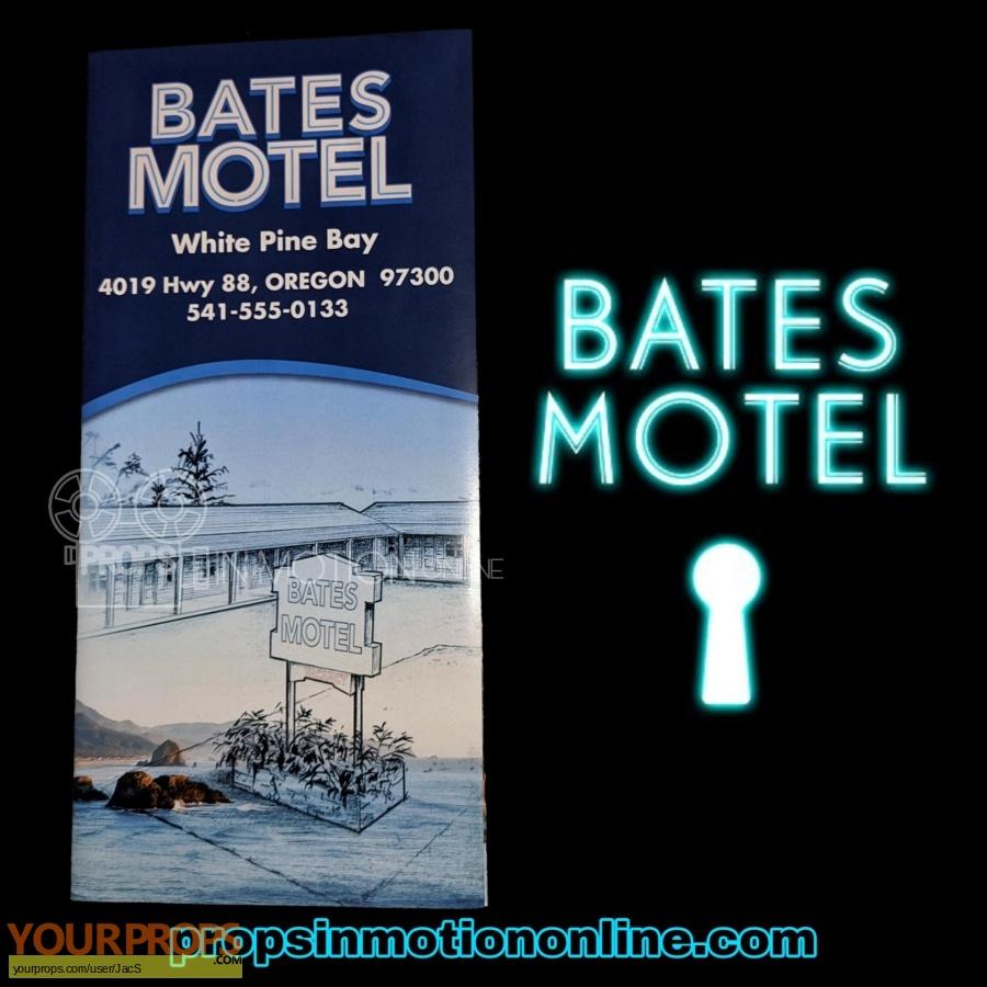 Bates Motel original movie prop