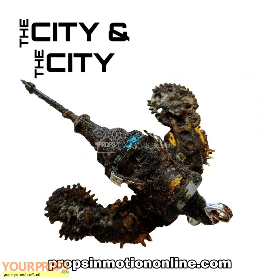 The City and the City (TV 2018) original movie prop