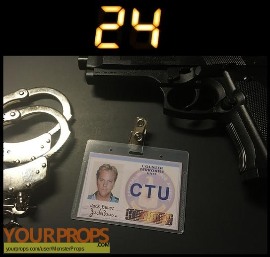 24  Live Another Day replica movie prop