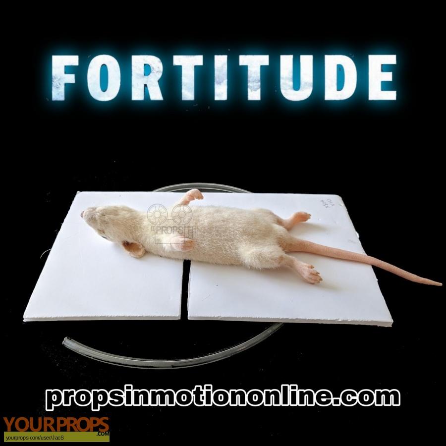 Fortitude  (2015-2018) original movie prop