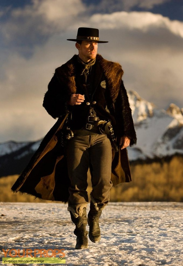The Hateful Eight original movie costume