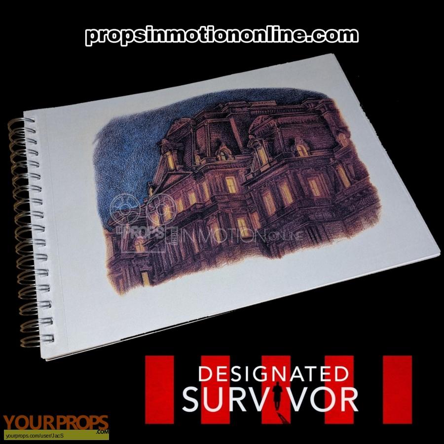 Designated Survivor  (2016-2019) original movie prop