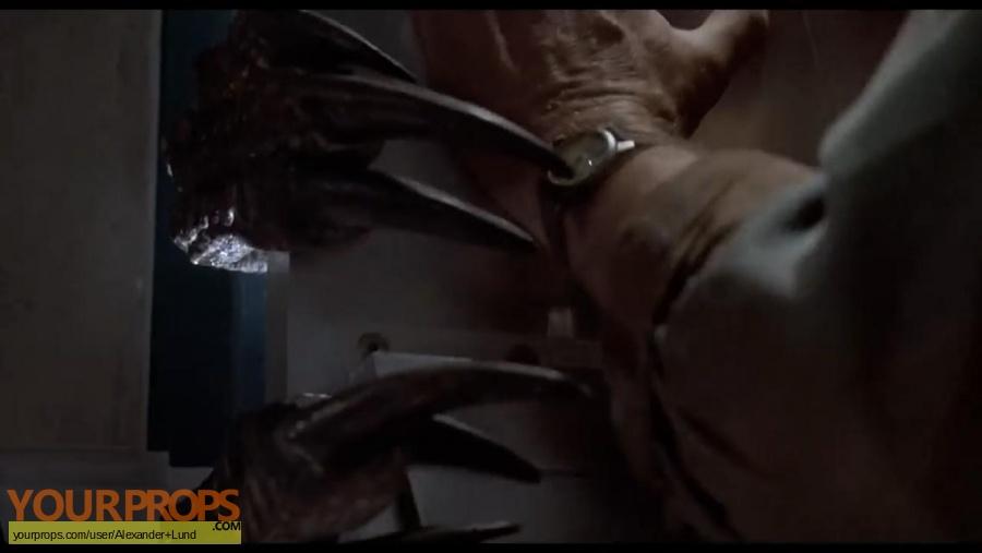 Jurassic Park original movie prop