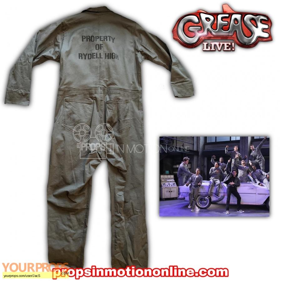 Grease  Live original movie prop