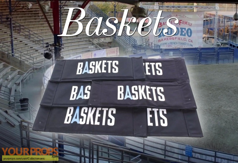 Baskets original production material