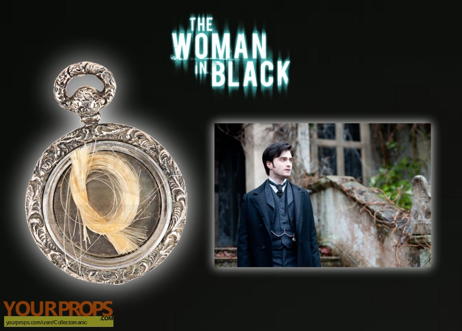 The Woman In Black original movie prop