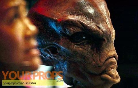 Star Trek original make-up   prosthetics