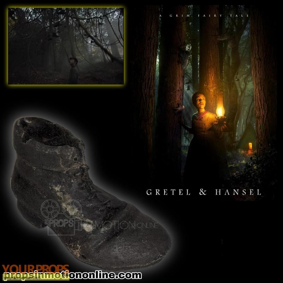 Gretel and Hansel original movie prop