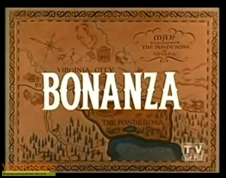 Bonanza replica movie prop