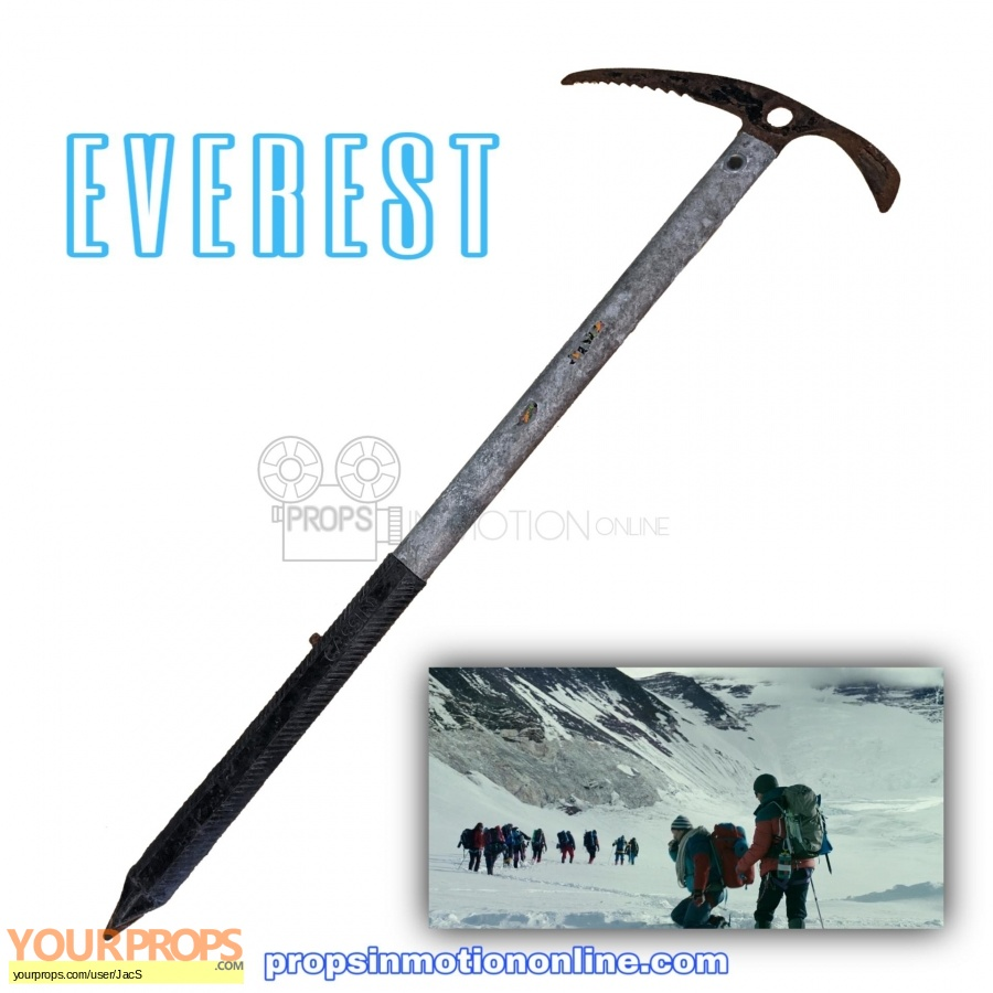 Everest original movie prop