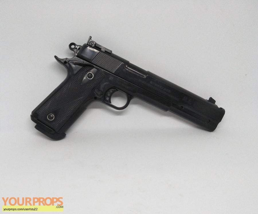 Daybreakers original movie prop weapon