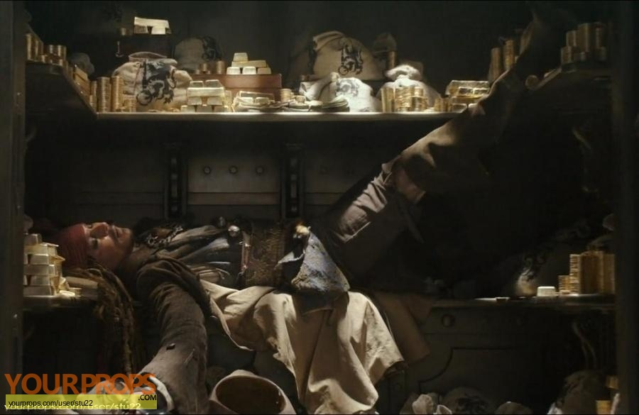 Pirates of the Caribbean  Dead Men Tell no Tales original movie prop