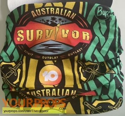 Survivor - Australian Survivor All Stars original movie prop