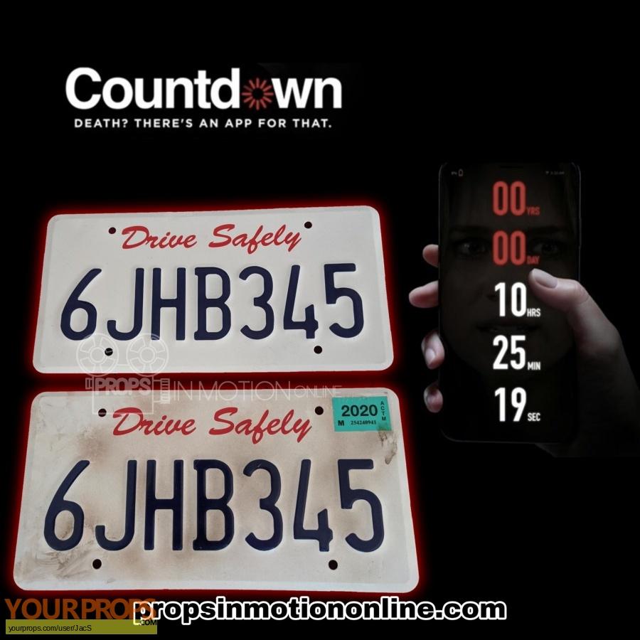 Countdown original movie prop