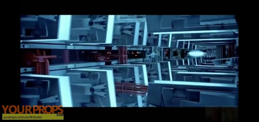 Star Wars  Return Of The Jedi original model   miniature