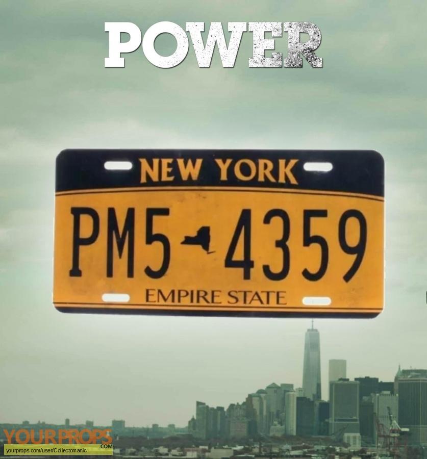 Power original movie prop