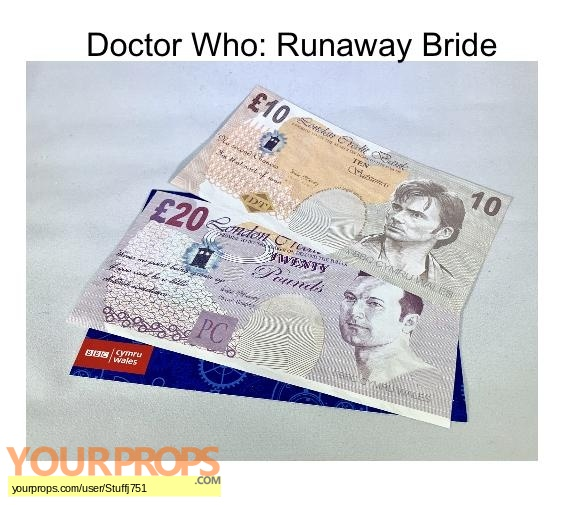 Doctor Who  2007 original movie prop