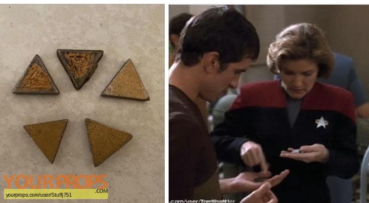 Star Trek  Voyager  (1995-2001) original movie prop