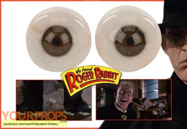 Who Framed Roger Rabbit original movie prop