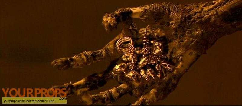 The Mummy original movie prop