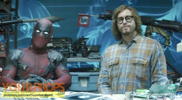 Deadpool 2 original production material